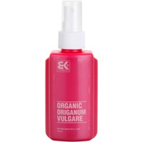 sérum natural de orégano estimula tratamento de acne e cresicmento capilar