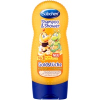 Shower Gel And Shampoo 2 In 1