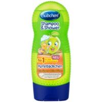Bübchen Kids Shower Gel And Shampoo 2 In 1