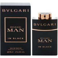 Bvlgari Man In Black Eau De Parfum pentru barbati 60 ml