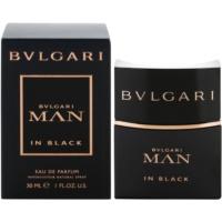 Bvlgari Man In Black eau de parfum férfiaknak