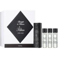 By Kilian Straight To Heaven, white cristal parfémovaná voda pro muže  (1x plnitelná + 3x náplň)