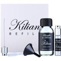 By Kilian Straight To Heaven, white cristal Gift Set