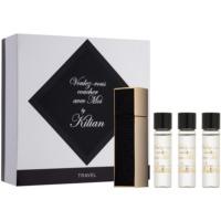 Eau de Parfum unissexo 4 x 7,5 ml (1x vap.recarregável + 3 x recarga)