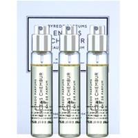 Eau de Parfum unissexo 3 x 12 ml (3x recargas com vaporizador)