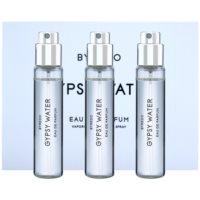 Eau de Parfum unisex 3 x 12 ml Dreifach-Nachfüllpackung mit Zerstäuber