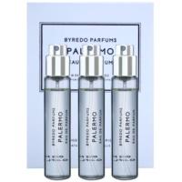 Eau de Parfum para mulheres 3 x 12 ml (3x recargas com vaporizador)