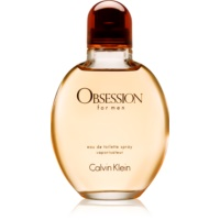 Calvin Klein Obsession for Men Eau de Toilette für Herren 125 ml