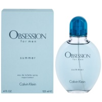 Calvin Klein Obsession Summer 2016 Eau de Toilette for Men