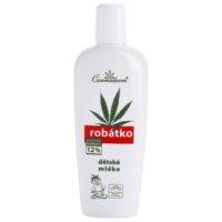 Cannaderm Robatko lait corps pour enfant