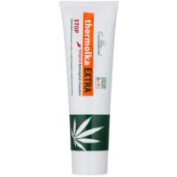 lubrificação extra quente de cânhamo