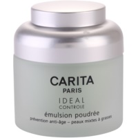 Emulsion Powder-Effect For Mixed And Oily Skin