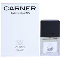 Carner Barcelona Cuirs Eau de Parfum unissexo 100 ml