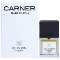 Carner Barcelona El Born Eau de Parfum unissexo 100 ml