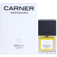 Carner Barcelona Rima XI Eau de Parfum unissexo 100 ml