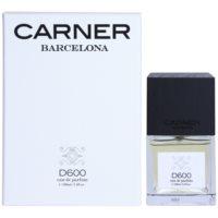 Carner Barcelona D600 parfumska voda uniseks 100 ml