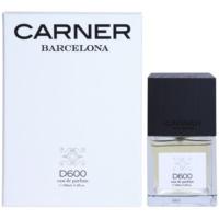 Carner Barcelona D600 Eau de Parfum unissexo 100 ml
