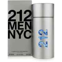 Carolina Herrera 212 NYC Men eau de toilette férfiaknak 100 ml