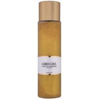 parfémovaný olej pre ženy 200 ml  s trblietkami