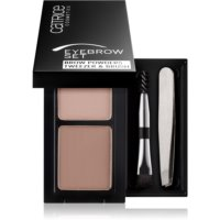 Catrice Prime And Fine kit para cejas