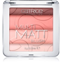 Catrice Multi Matt Blush with Matte Effect