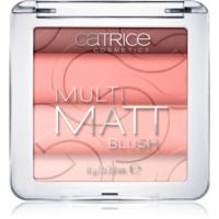 Catrice Multi Matt blush com efeito matificante