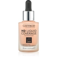 Catrice HD Liquid Coverage maquillaje