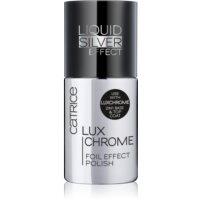 Catrice Luxchrome vernis à ongles effet miroir