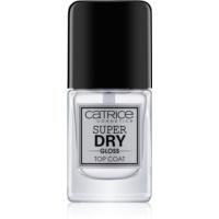 Catrice Super Dry Gloss Lack-Finish für die Fingernägel für schnellere Trocknung