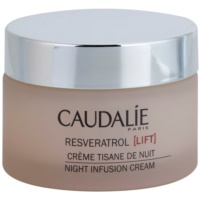 Caudalie Resveratrol Lift Regenerating Night Cream With Smoothing Effect