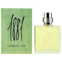 Cerruti 1881 pour Homme Eau de Toilette for Men 100 ml