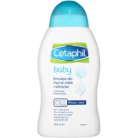 Cetaphil Baby Hair and Body Wash Emulsion For Children From Birth