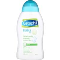 masážní olej pro děti od narození