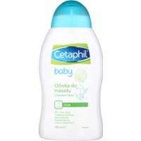 Cetaphil Baby Massage Oil For Children From Birth