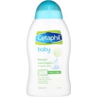 bálsamo hidratante para bebé lactante