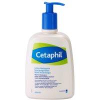 loción limpiadora para pieles sensibles y secas