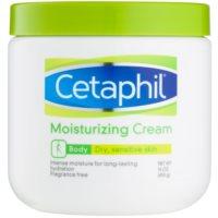 hydratační krém pro suchou a citlivou pokožku