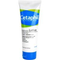 hydratační mléko pro suchou a citlivou pokožku