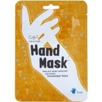 máscara nutritiva para mãos