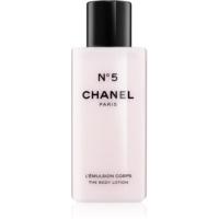 Chanel N°5 telové mlieko pre ženy 200 ml