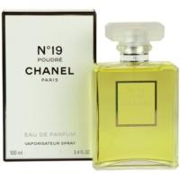 Chanel No.19 Poudré Eau de Parfum für Damen 100 ml