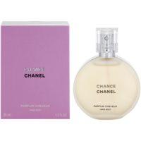 Chanel Chance spray parfumat pentru par pentru femei 35 ml