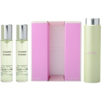 Eau de Toilette for Women 3x20 ml (1x Refillable + 2x Refill)
