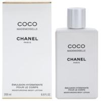 Chanel Coco Mademoiselle тоалетно мляко за тяло за жени