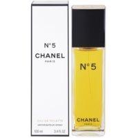 Chanel N°5 Eau de Toilette für Damen 100 ml