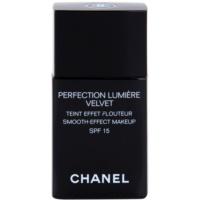 Chanel Perfection Lumiére Velvet кадифен фон дьо тен за матиране