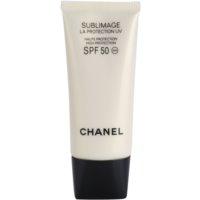 crema regeneradora y protectora SPF 50