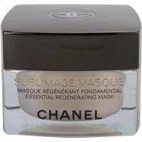 Regenerating Mask For Face
