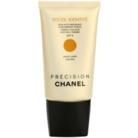 Chanel Précision Soleil Identité crema autobronceadora facial SPF 8