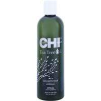 condicionador refrescante para cabelo e couro cabeludo oleosos